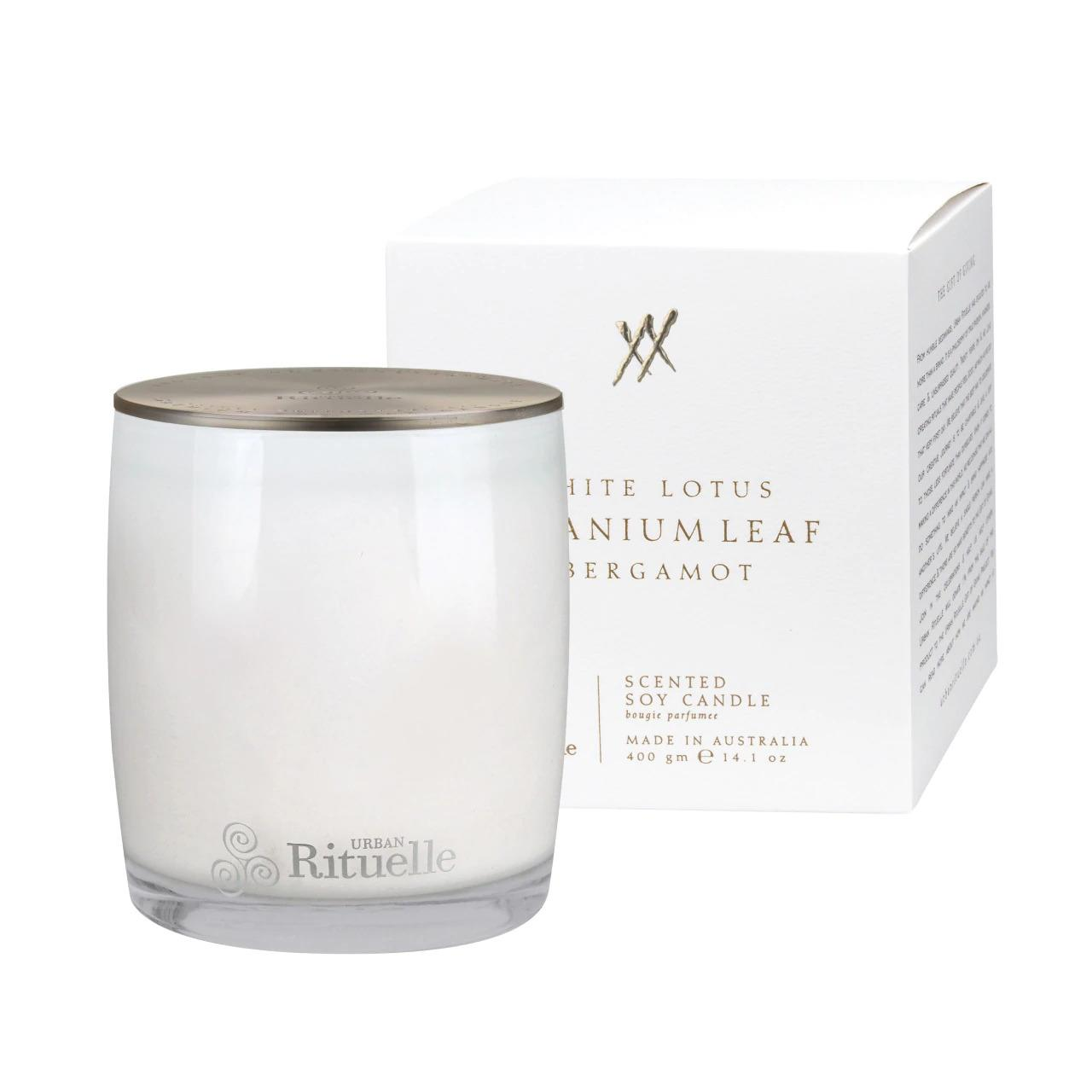 Alchemy Candle White - Urban Rituelle