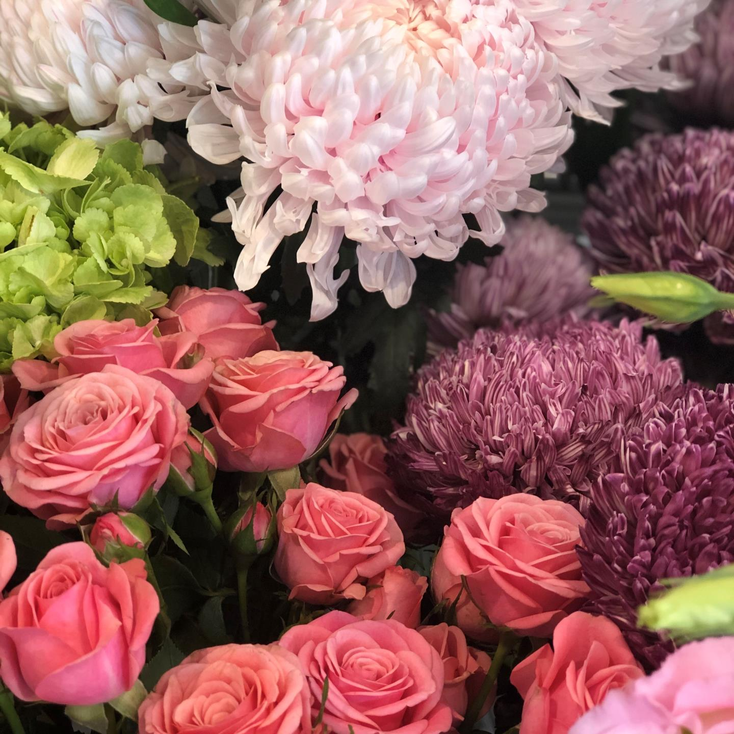 Designer's Bouquet - PInks or Pastels